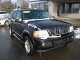 2003 Black Ford Explorer Limited 4x4 #42990356