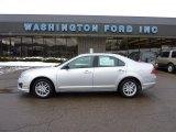 2011 Ingot Silver Metallic Ford Fusion S #42990360