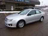 2011 Ford Fusion Ingot Silver Metallic