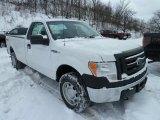 2011 Oxford White Ford F150 XL Regular Cab 4x4 #42990061