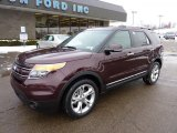 2011 Ford Explorer Bordeaux Reserve Red Metallic