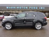 2011 Tuxedo Black Metallic Ford Explorer Limited 4WD #42990370