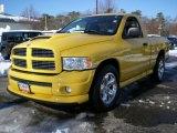 2005 Dodge Ram 1500 Solar Yellow