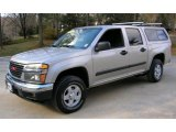 2005 GMC Canyon SLE Crew Cab 4x4