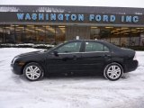 2008 Black Ebony Ford Fusion SEL V6 AWD #42990390