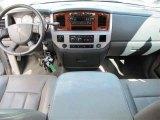 2007 Dodge Ram 3500 Laramie Quad Cab 4x4 Dually Dashboard