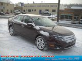 2011 Bordeaux Reserve Metallic Ford Fusion SE #42990106