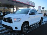 2011 Super White Toyota Tundra TRD Rock Warrior Double Cab 4x4 #42990426