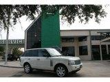 2006 Chawton White Land Rover Range Rover HSE #42990825