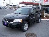 2011 Kalapana Black Mitsubishi Endeavor LS #42990496
