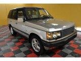 2002 Land Rover Range Rover Zambezi Silver Metallic