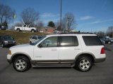 2004 Oxford White Ford Explorer Eddie Bauer 4x4 #42989895