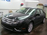 2010 Atlantis Green Metallic Ford Fusion SEL V6 #42990906