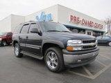 2005 Dark Blue Metallic Chevrolet Tahoe Z71 #42990595