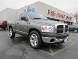 2008 Mineral Gray Metallic Dodge Ram 1500 ST Regular Cab #42990601