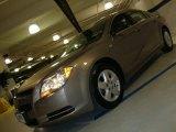 2008 Amber Bronze Metallic Chevrolet Malibu LS Sedan #43080147