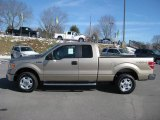 2011 Pale Adobe Metallic Ford F150 XLT SuperCab 4x4 #43079912