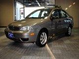 2005 Arizona Beige Metallic Ford Focus ZX4 SE Sedan #43079694