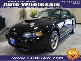 2003 Black Ford Mustang GT Convertible #43079698