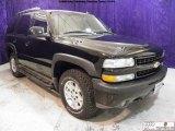 2004 Black Chevrolet Tahoe Z71 4x4 #43080187