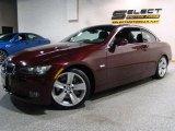 2008 Barbera Red Metallic BMW 3 Series 335i Convertible #43080026