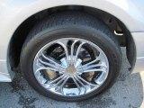 2000 Ford Mustang V6 Coupe Custom Wheels