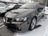2009 Magnetic Gray Metallic Pontiac G8 Sedan #43080543