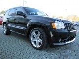 2008 Jeep Grand Cherokee Black
