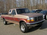 Ford F250 1995 Data, Info and Specs