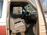 1995 Ford F250 XLT Extended Cab 4x4 Tan Interior