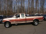 1995 Ford F250 XLT Extended Cab 4x4 Exterior