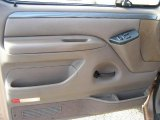 1995 Ford F250 XLT Extended Cab 4x4 Door Panel