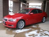 2007 Crimson Red BMW 3 Series 328i Coupe #43080319