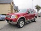 2004 Ford Explorer Redfire Metallic