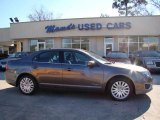 2010 Sterling Grey Metallic Ford Fusion Hybrid #43145419