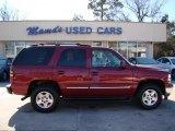 2005 Sport Red Metallic Chevrolet Tahoe LT #43145421