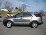 2011 Sterling Grey Metallic Ford Explorer XLT 4WD #43145164