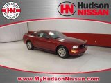 2006 Redfire Metallic Ford Mustang V6 Deluxe Coupe #43183837