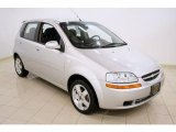 Chevrolet Aveo 2006 Data, Info and Specs