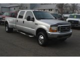 2000 Ford F350 Super Duty XLT Crew Cab 4x4 Dually Data, Info and Specs
