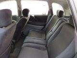 2002 Suzuki Aerio Interiors