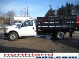 2011 Ford F350 Super Duty XL Regular Cab Chassis Stake Truck Data, Info and Specs