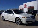 2004 White Diamond Pearl Acura TL 3.2 #4312950
