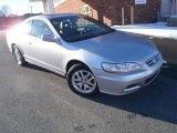 2002 Satin Silver Metallic Honda Accord EX V6 Coupe #43185411