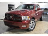 2011 Dodge Ram 1500 Sport Quad Cab Data, Info and Specs