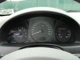 2005 Chevrolet Malibu Maxx LS Wagon Gauges