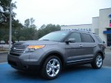 2011 Sterling Grey Metallic Ford Explorer Limited #43254358
