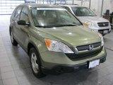2008 Green Tea Metallic Honda CR-V LX #43254958