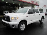 2011 Super White Toyota Tundra CrewMax #43254711