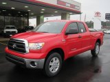 2011 Radiant Red Toyota Tundra Double Cab #43254716